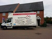 Short Notice House Removals and Man with a Van, House Clearance and Delivery Service in Derby