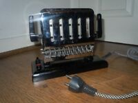 VINTAGE JURA CHROME TOASTER