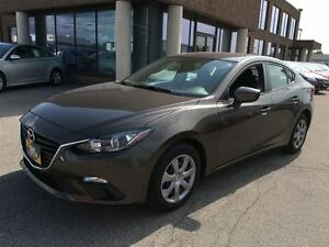 2015 Mazda MAZDA3 GX, SKYACTIV SEDAN, AUTOMATIC