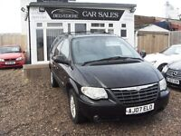chrysler grand voyager 2.8 crd auto 2007 7 seats