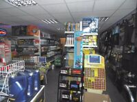 Prime location A1/A2 retail premises. Southall, Middx. Established business.