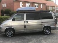 VW T4 camper van 1992 (K Reg) MOT TILL AUG 2019
