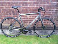 Ridgeback Flight 02 Sports Hybrid Bike