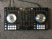 Pioneer DDJ-SX and Magma Control Stand
