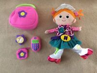 Lamaze Cowgirl and Pink Bag