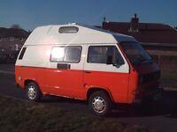 Volkswagen T25 Diesel Campervan