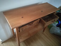 MOVING SALE MUST GO BY MARCH 1ST: small buffet table