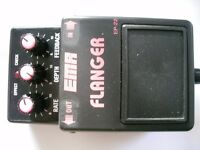 EMA EP-22 Flanger stompbox/pedal/effects unit for electric guitar - boxed