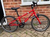 Hoy Bonaly 20inch Children's bike in Red