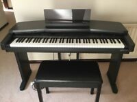 Clavinova CPV-20 with stool. VGC £250
