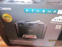 Canon MB5050 Maxify Printer BRAND NEW BOXED