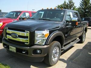 """2016 Ford F-350 King Ranch 156"""""""