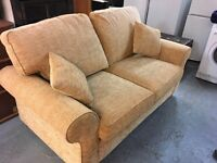 BEAUTIFUL CONDITION A CANADA ALSTONS SANDY BIEGE SOFA BED