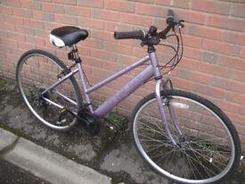 Apollo Haze Ladies Hybrid Bike
