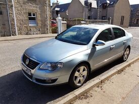 2005 Volkswagen Passat Sport TDI 140 Full Leather High Spec 100200 miles