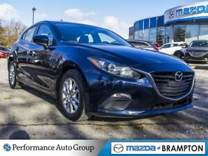 2015 Mazda MAZDA3 SPORT GS. CRUISE CTRL. BLUETOOTH. KEYLESS. ALL