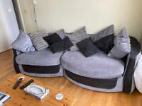 SOLD 3 - 4 Seater Sofa