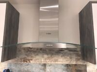 Bosch extractor hood- New and used only few months, still under 2 year warranty