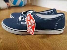 Women's Vans Trainers uk7