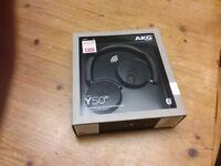 AKG Y50 BT Bluetooth Wireless Headphones