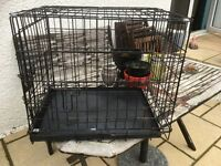 dog crate /cage small £15 ONO