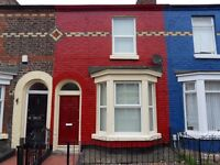 Double room in Benedict Street, Bootle house share. DSS accepted. £57.77pw. No deposit