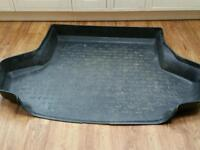 Toyota Avensis boot liner GENUINE TOYOTA PART
