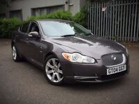 08 JAGUAR XF LUXURY 2.7 DIESEL AUTOMATIC EXCELLENT DRIVE NEW MOT TOP SPECS NOT BMW 7 SERIES 5 SERIES