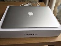 "Macbook AIR 13"" 2015 - i5 - 4GB - 128GB . years apple care , Office 2016 - Adobe , Final cut"