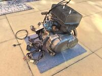 Yamaha 200cc 2 stroke engine 1985
