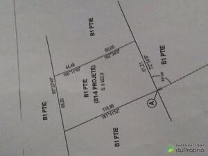 38 500$ - Terrain résidentiel à vendre à St-Georges