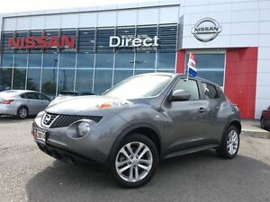 2014 Nissan Juke SV FWD 1.6L, LOW KM'S!! ACCIDENT FREE, PUSH BUT