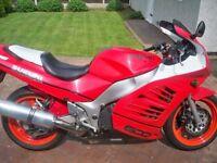 Suzuki RF 600 R motorcycle sports motorbike