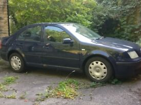 Volkswagen Bora 2004 - excellent condition with MOT