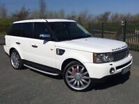 2007 07 RANGE ROVER SPORT *DIESEL* AUTOMATIC 5 DOOR 4x4 - OCTOBER 2017 M.O.T - VERY GOOD EXAMPLE!
