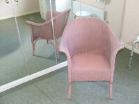 Lloyd Loom Chair - Upcycle Project?
