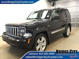 2012 Jeep Liberty Limited JET Edition- Leather, Heated Seats