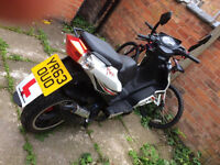 sell scooter 49cc