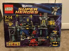 Lego Marvel Super Heros The Batcave
