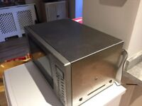 Panasonic NN-ST479SBPQ stainless steel microwave