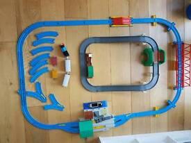 Huge Thomas Trackmaster Train set