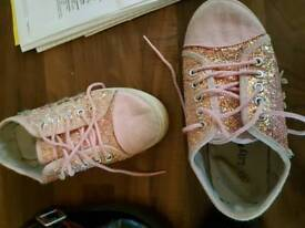 Girls footwear size 12 and 13