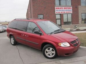 Sharp 2007 Dodge Gr. Caravan Stow & Go SE, Certified & E-Tested