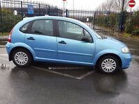 2007 CITROEN C3 1.4 DESIRE GREAT FAMILY CAR IN GOOD CONDITION THROUGHOUT PART EXCHANGE WELCOME