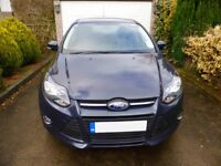 Ford Focus 5 Door In Imaculate Condition Very Low Mileage 13442