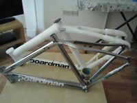 Brand new Boardman Hybrid Frames x 2