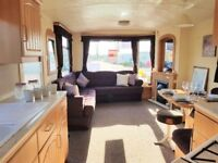 Amazing Value, Sited Caravan, Holiday Home, 2018 Site Fees Included, Pet Friendly, 200m From Beach