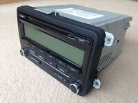 VW RCD310 Car Radio from 2010 Golf - Includes Security Code