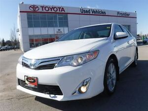 2012 Toyota Camry Hybrid XLE TOYOTA CERTIFIED PRE OWNED