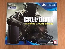 playstation 4 (ps4) 500gb slim console with controller , cables & 6 games ! as new ! price stands !